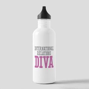 International Relation Stainless Water Bottle 1.0L