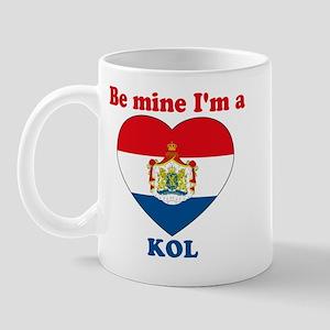 Kol, Valentine's Day Mug