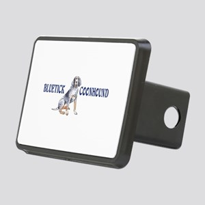 BLUETICK COONHOUND FULL CHEST Hitch Cover