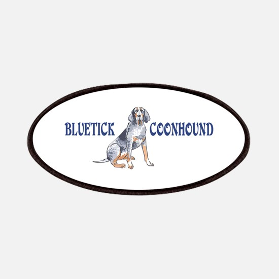 BLUETICK COONHOUND FULL CHEST Patches