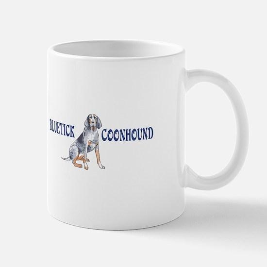 BLUETICK COONHOUND FULL CHEST Mugs