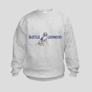BLUETICK COONHOUND FULL CHEST Sweatshirt
