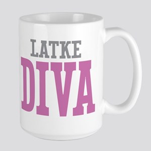 Latke DIVA Mugs