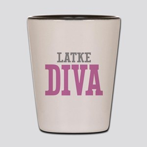 Latke DIVA Shot Glass