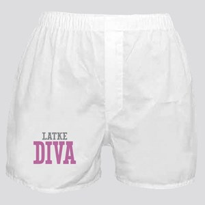Latke DIVA Boxer Shorts