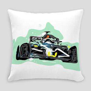 racing Everyday Pillow