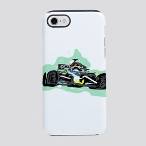 racing iPhone 7 Tough Case