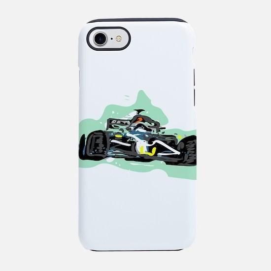 racing iPhone 7 Tough Case
