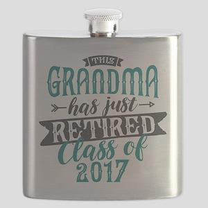 Retired Grandma Flask