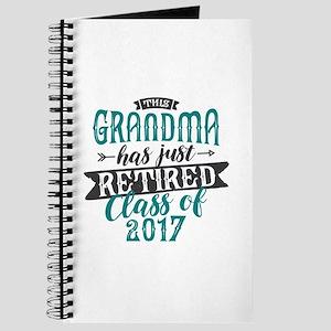 Retired Grandma Journal