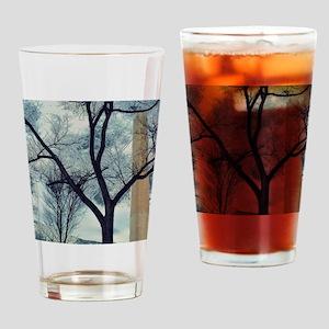 RightOn Hanging Tree Drinking Glass