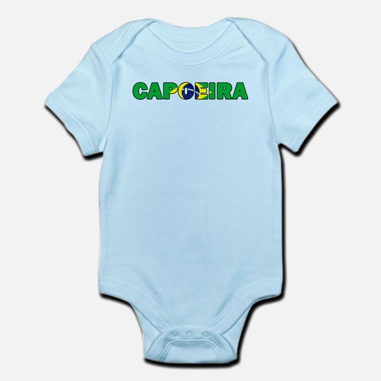 Capoeira 001 Body Suit