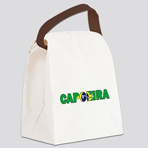 Capoeira 001 Canvas Lunch Bag