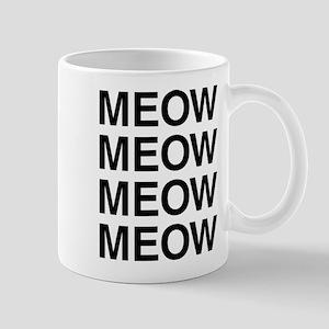 Meow Meow Meow Meow Mug
