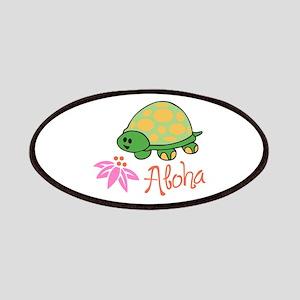 ALOHA TURTLE Patches