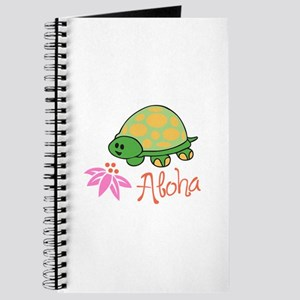 ALOHA TURTLE Journal