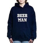 Beer Man Women's Hooded Sweatshirt