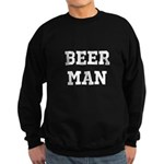 Beer Man Sweatshirt
