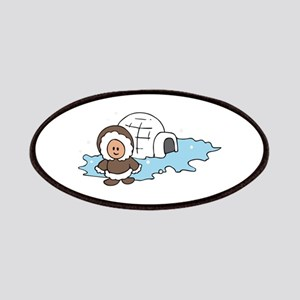 ESKIMO IGLOO Patches