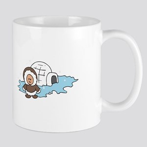 ESKIMO IGLOO Mugs
