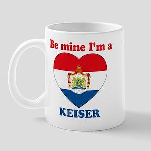 Keiser, Valentine's Day Mug