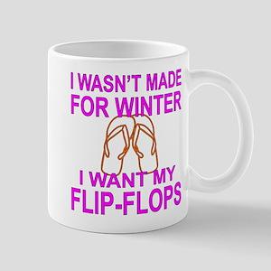 I Want My Flip-Flops Mug