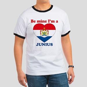 Junius, Valentine's Day Ringer T