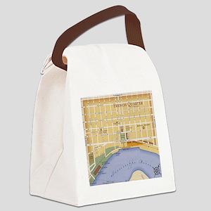 mardi84 Canvas Lunch Bag