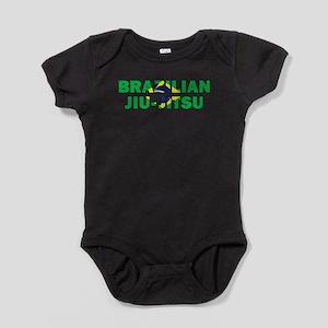 Brazilian Jiu-Jitsu 001 Baby Bodysuit