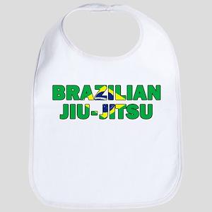 Brazilian Jiu-Jitsu 001 Bib