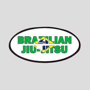 Brazilian Jiu-Jitsu 001 Patches