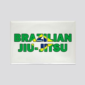 Brazilian Jiu-Jitsu 001 Magnets