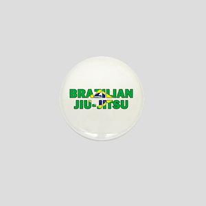 Brazilian Jiu-Jitsu 001 Mini Button