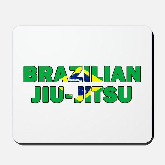 Brazilian Jiu-Jitsu 001 Mousepad