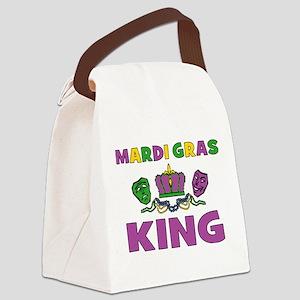 mardi42light Canvas Lunch Bag