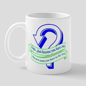 Just n Case... Mug