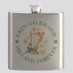 Erin Go Bragh Flask