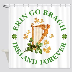 Erin Go Bragh Shower Curtain