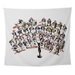 Orchestra Wall Tapestry