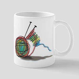 Time to Knit Mugs