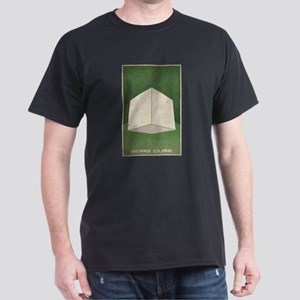 Minimal Borg Cube Dark T-Shirt