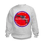 Infringement Kids Sweatshirt
