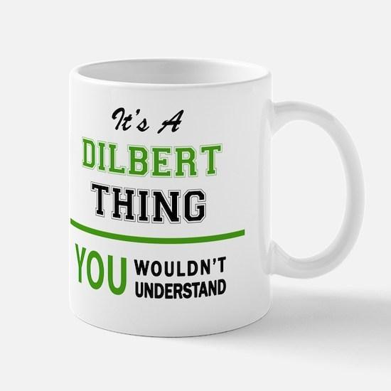 Cute Dilbert Mug