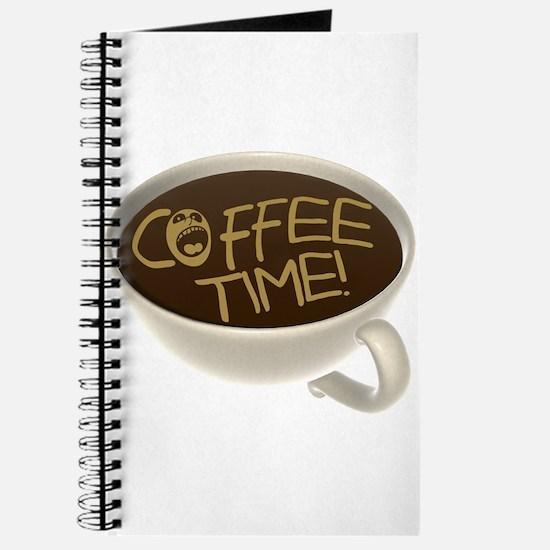 Coffee Time! Coffee Lovers Journal