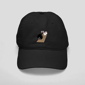 Bowling Lane Black Cap