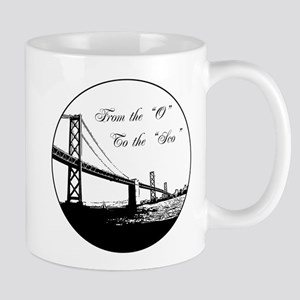 """From The 'O' To The 'Sco"""" Mug"""
