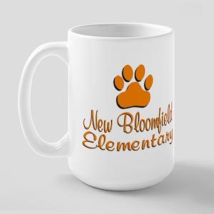NB Elem Paw Large Mug
