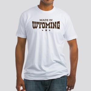 Made In Wyoming Fitted T-Shirt