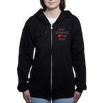 T-Shirts NoKo Women's Zip Hoodie