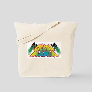 Cicada Mania logo Tote Bag